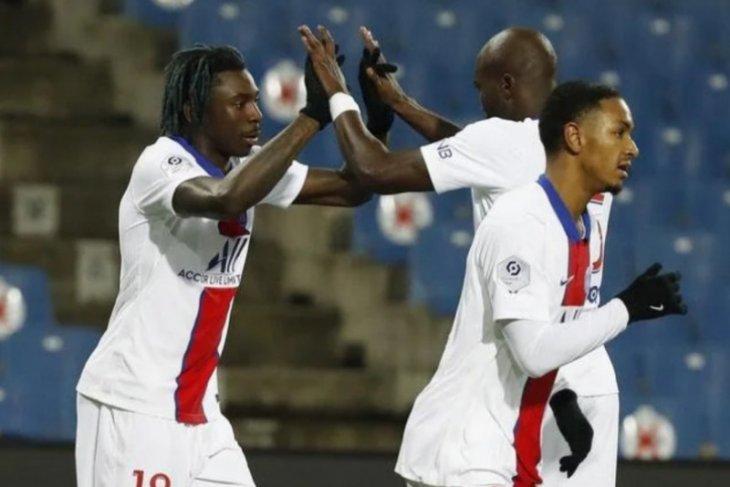 PSG kembali ke jalur kemenangan