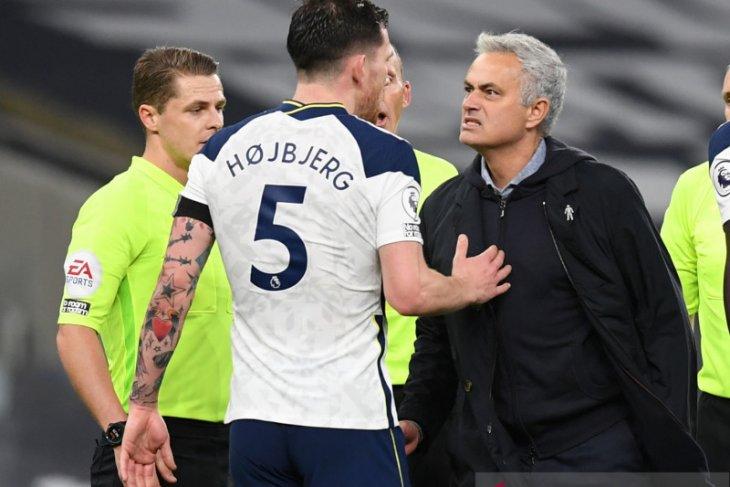 Liga Europa: Mourinho marah besar kepada pemainnya