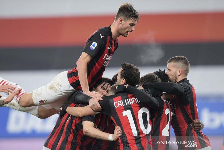Jadwal Liga Italia: Upaya duo Milan kembali ke jalur kemenangan