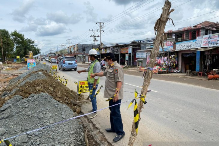 Legislator : Jalan Anjir Pasar - Marabahan Batola Kalsel tunjang peningkatan perekonomian