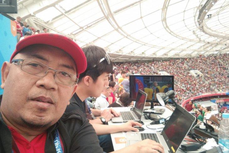Jurnalis ANTARA menjadi voter pemain terbaik FIFA 2020