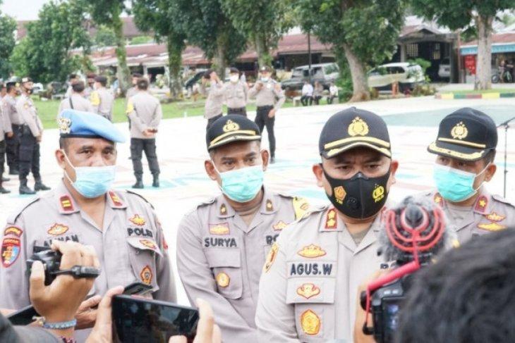 6.432 personel gabungan di Pilkada Simalungun