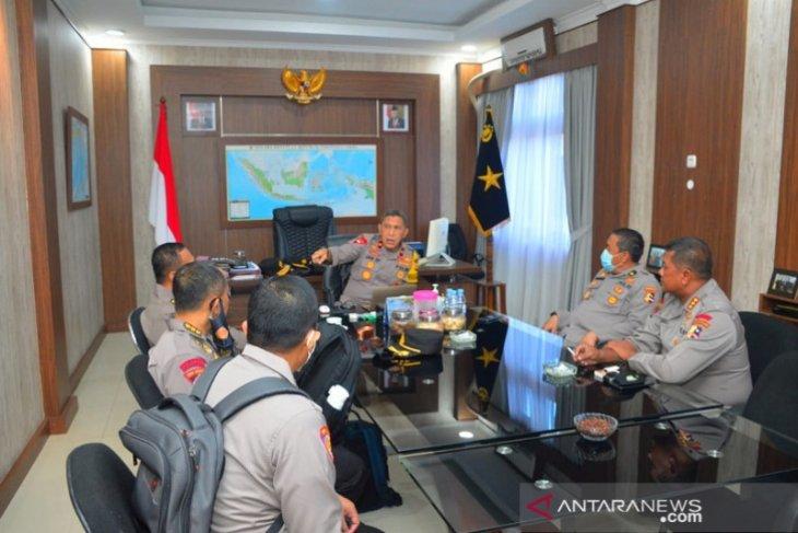 Tim supervisi Mabes Polri pantau Pilkada di empat kabupaten di Maluku