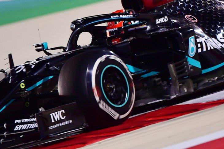 Mercedes didenda 20.000 euro setelah pitstop ceroboh di GP Sakhir