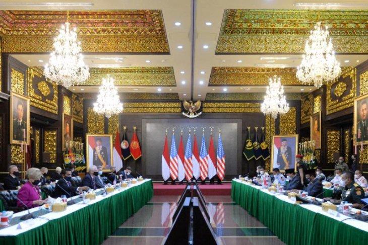 Prabowo Subianto: Indonesia ingin alutsista buatan AS lewat mekanisme FMS