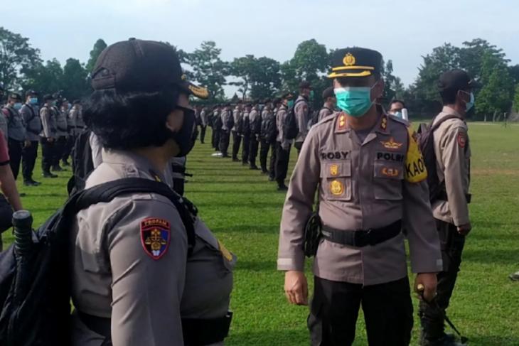 Kapolres Badung tegaskan provokator pelanggaran pilkada terancam pidana