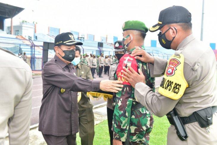 Pengamanan Pilkada Lamongan libatkan 7.597 personel gabungan