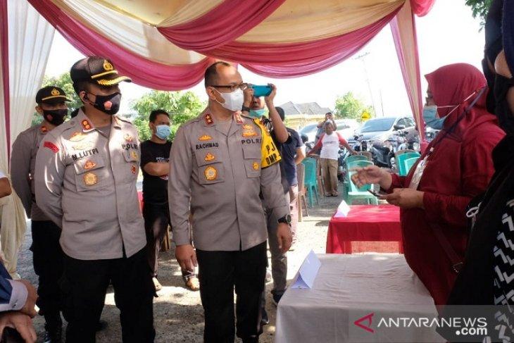Polda Sumsel dan Aceh kirim Brimob bantu pengamanan Pilkada Jambi