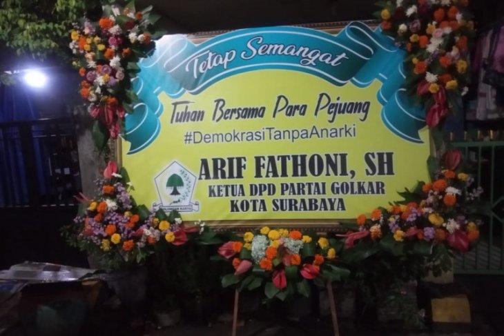 Golkar Surabaya kutuk keras tindakan teror pegiat demokrasi jelang pilkada
