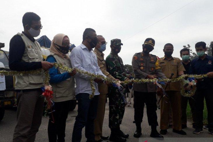 KPU Bangka Barat-Pos Indonesia distribusikan logistik Pilkada 2020