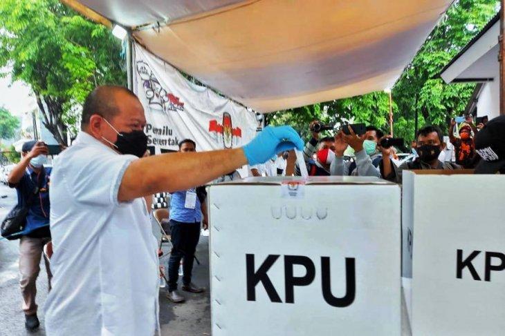 Ketua DPD RI serukan pilkada damai