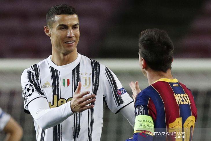 Beckham yakin Inter Miami tarik perhatian Ronaldo dan Messi