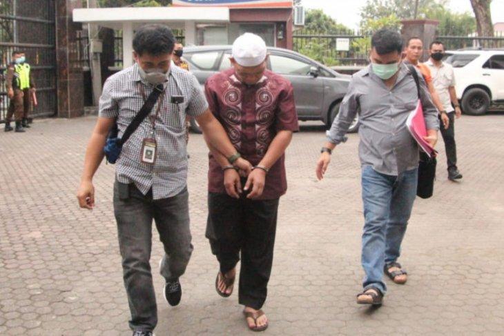 Kejati Sumut tangkap buronan korupsi DPO Kejari Deli Serdang