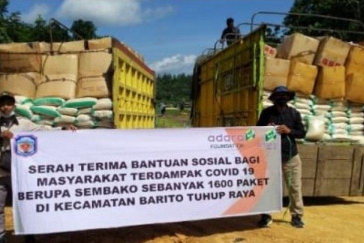 AMC serahkan 3000 paket sembako bantu tangani COVID-19