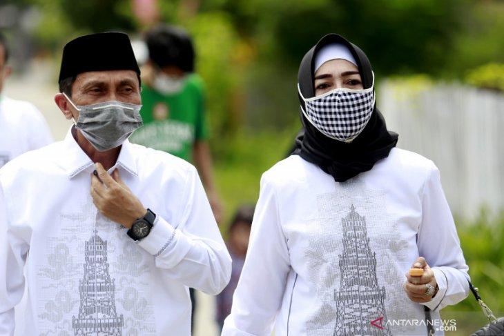 Petahana Bupati Gorontalo unggul di TPS tempat mencoblos