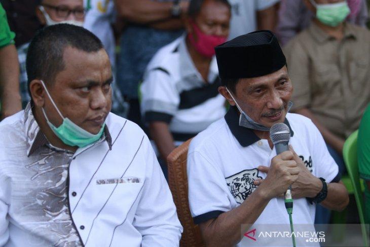 Nelson-Hendra klaim unggul suara pada Pilkada Kabupaten Gorontalo