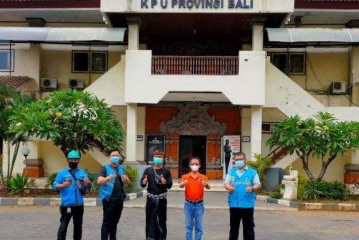 PLN Bali siagakan listrik KPU selama Pilkada Serentak 2020 hingga perhitungan suara