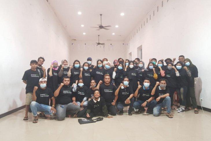 422 relawan KIPP diterjunkan pantau Pilkada Surabaya 2020