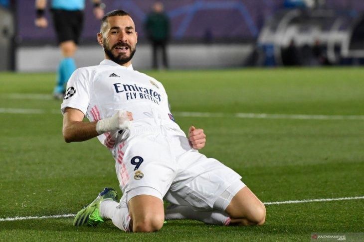 Liga Champions: Real Madrid amankan tiket 16 besar seusai tundukkan Gladbach