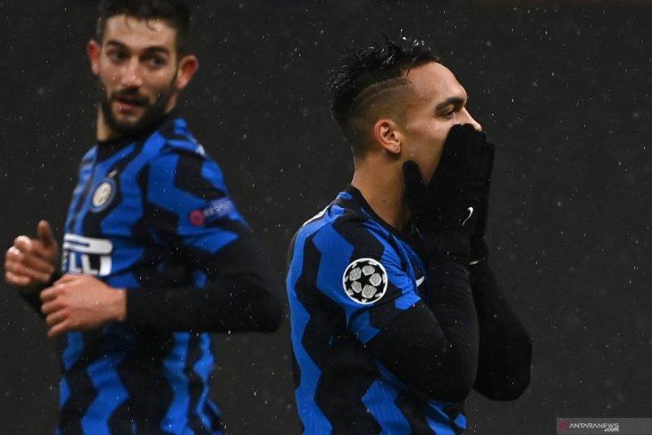Diimbangi Shakhtar, petualangan Inter Milan berakhir