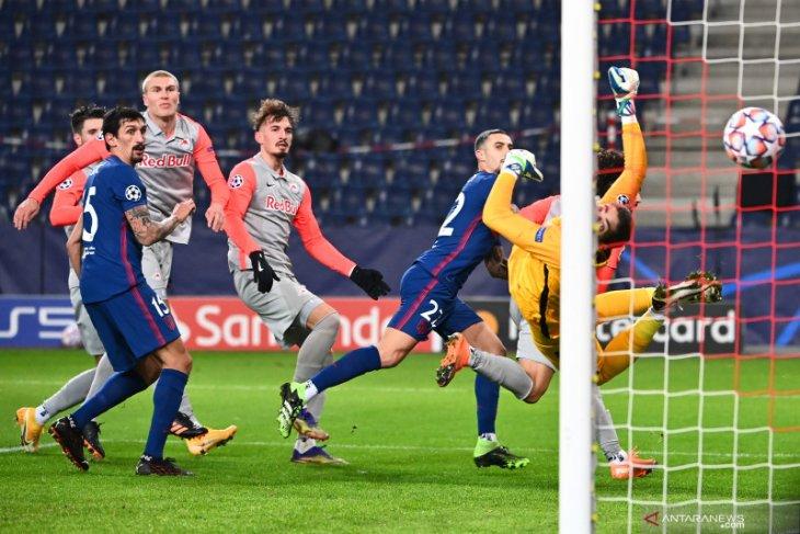 Atletico Madrid bekuk Salzburg dan lolos babak 16 besar