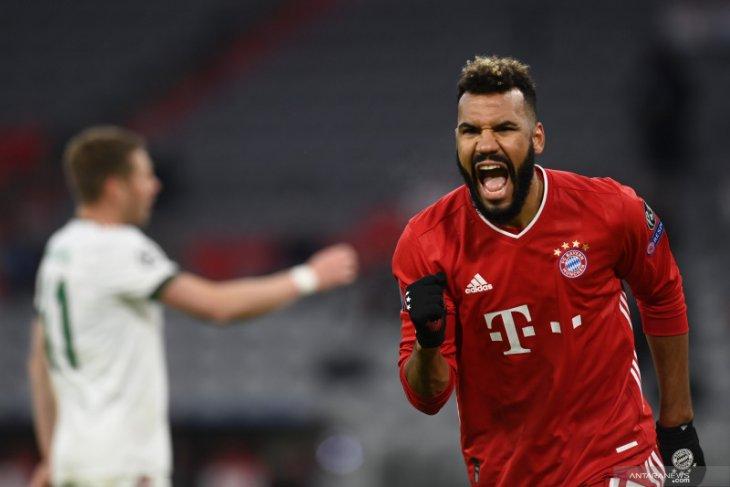Bayern Munchen tutup fase grup dengan kalahkan Lokomotiv