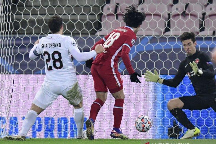 Liverpool diimbangi Midjylland di laga sarat keputusan VAR