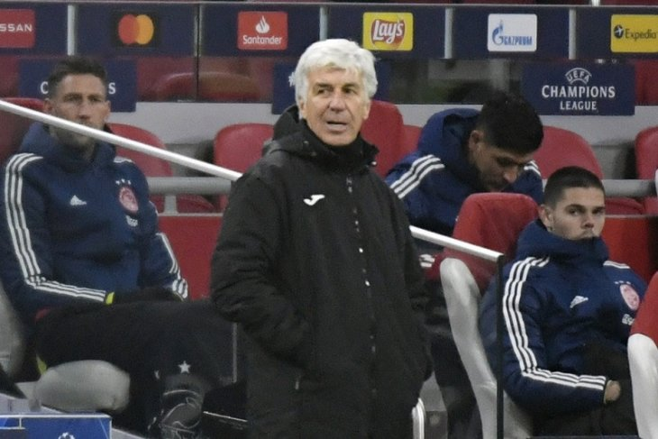 Atalanta pecundangi AS Roma 4-1