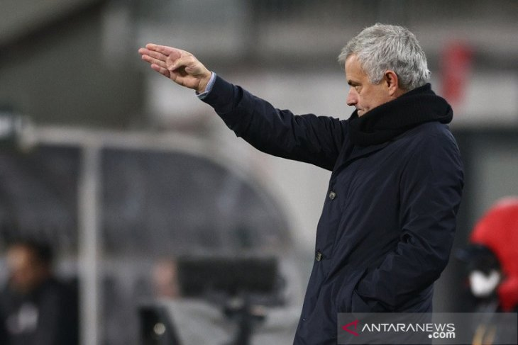 Mourinho: Manchester United kini tim favorit juara Liga Europa