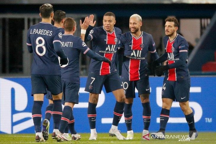 PSG puncaki klasemen akhir Grup H setelah hajar Basaksehir 5-1