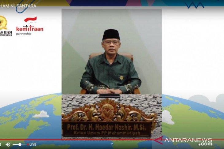 PP Muhammadiyah  ingatkan negara tidak boleh langgar HAM