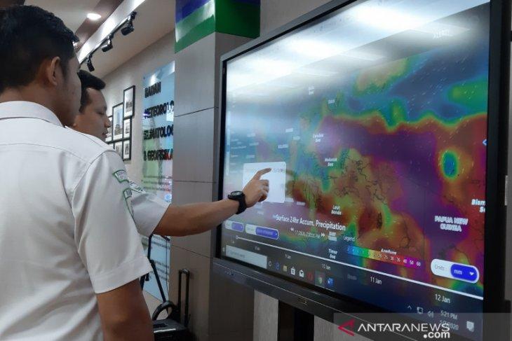 BMKG peringatkan gelombang tinggi hingga 6 meter di sejumlah perairan Indonesia