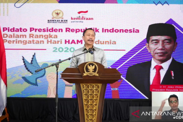 No one can impinge on another's freedom: Komnas HAM