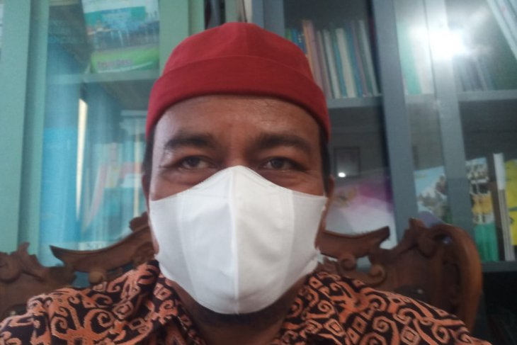 Dinkes Bangka lakukan tes usap 122 warga kontak erat pasien COVID-19