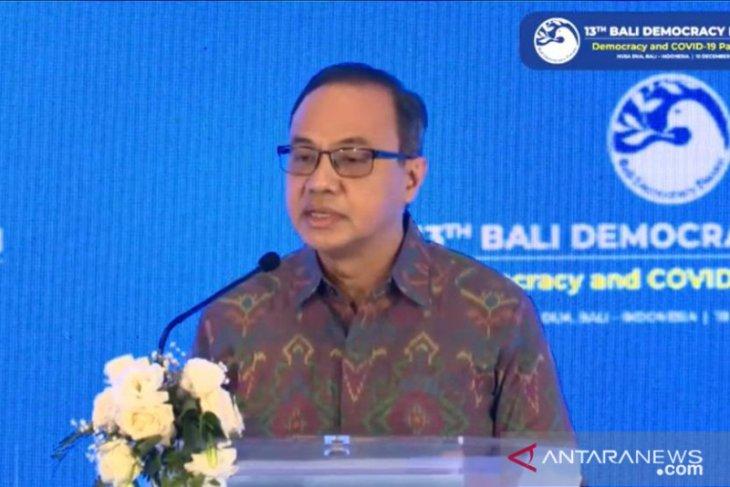 Peaceful protest held at Indonesian Embassy in Myanmar: FM spokesman