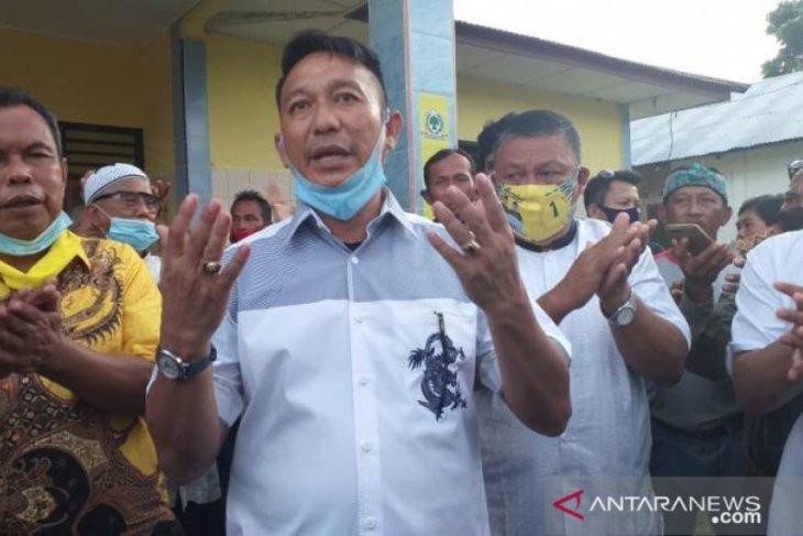 Burhanudin-Khairil Anwar ajak masyarakat Belitung Timur bersatu setelah pilkada
