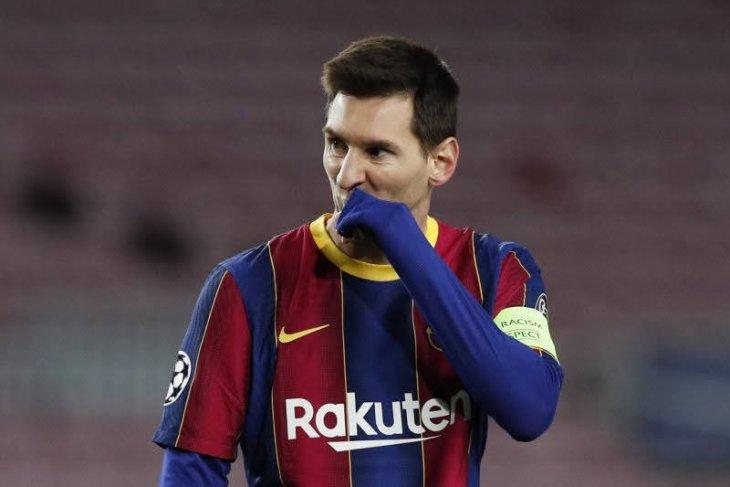 Undian 16 besar Liga Champions, Lionel Messi hadapi Neymar