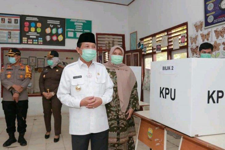 Fachrori legowo, minta tim tunggu hasil resmi KPU