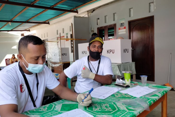 Satgas COVID-19: Protokol kesehatan Pilkada Manokwari cukup baik