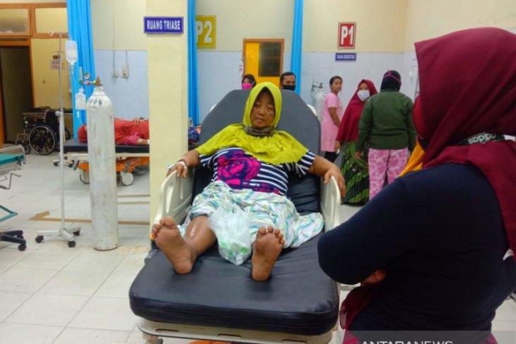 79 warga keracunan makanan, Bupati Asahan intruksikan korban ditangani dengan cepat dan tepat