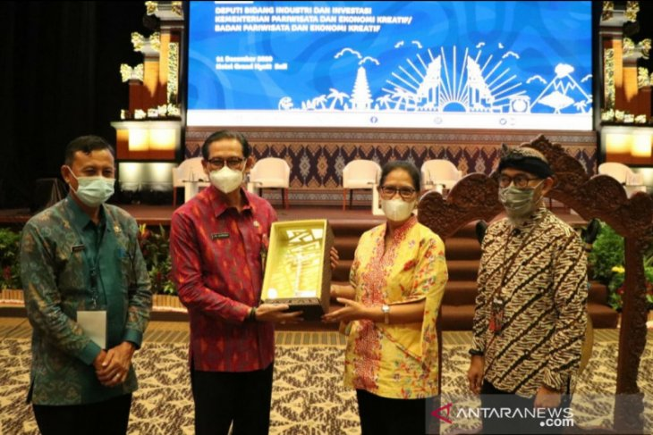 96 daerah ikuti rakor evaluasi hibah pariwisata di Bali
