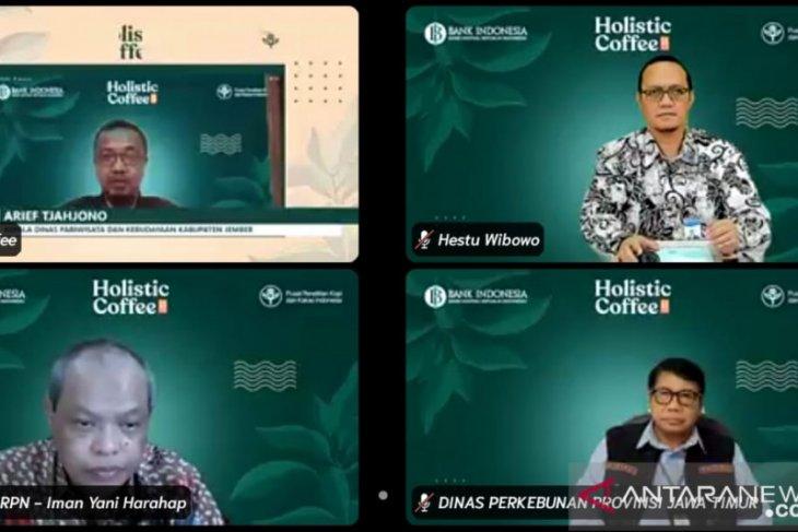 BI Jember dan Puslitkoka gelar Holistic Coffee Expo untuk kembangkan potensi kopi