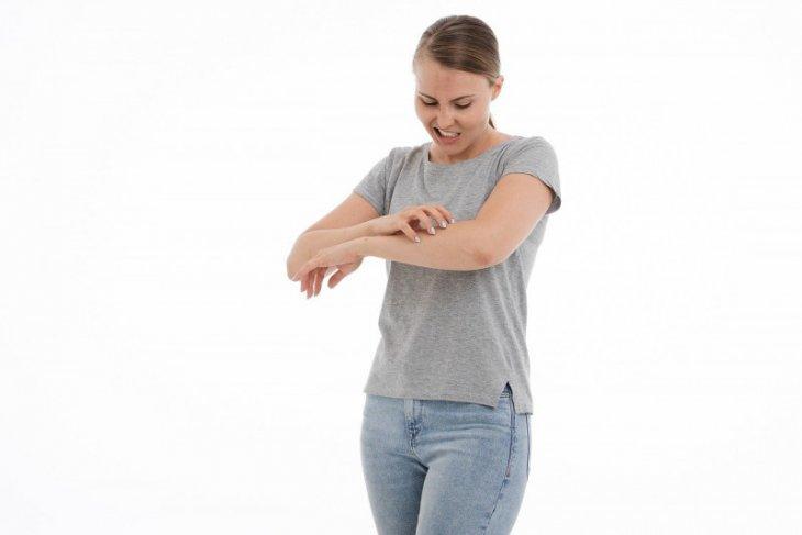 Muncul alergi kulit selama WFH? Mungkin karena stres