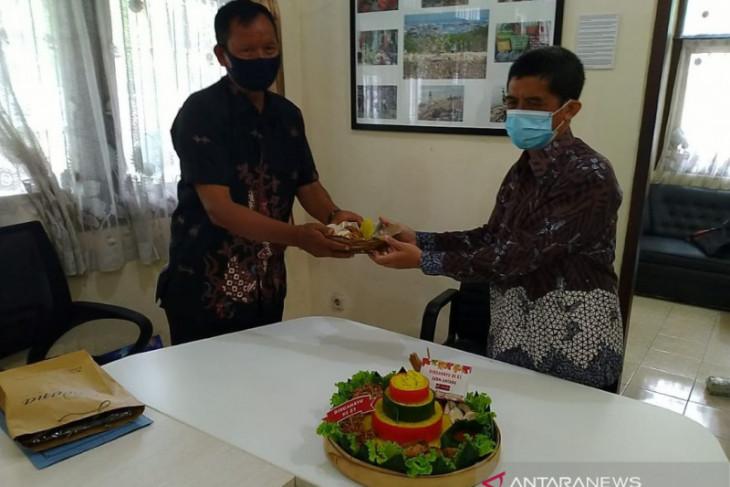 ANTARA Biro Bali rayakan HUT ke-83 bersama pensiunan