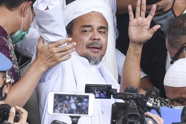 Munarman: Polisi belum tanya Rizieq soal pelanggaran protokol kesehatan