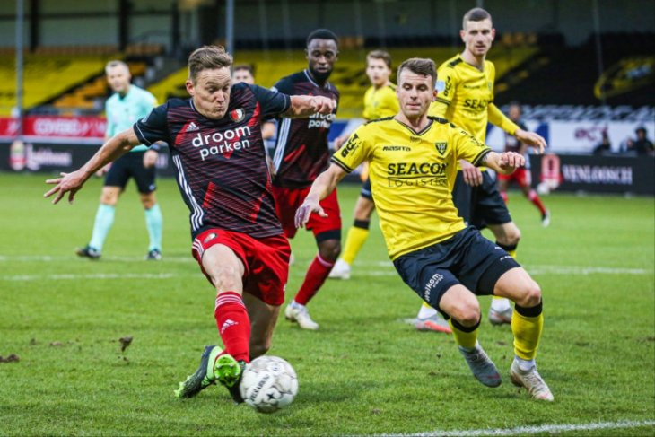 Liga Belanda, Feyenoord kudeta posisi dua dari Vitesse selepas lumat VVV Venlo