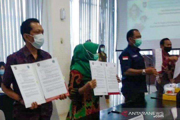 Pemkot Denpasar terima hibah ADM Kemendagri terkait penerapan prokes