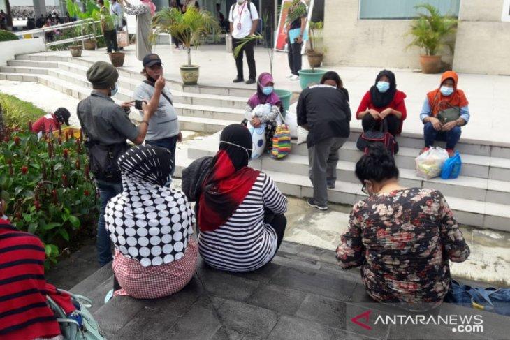 Delapan PMI korban kejahatan di Miri Malaysia sudah tiba di PLBN Entikong