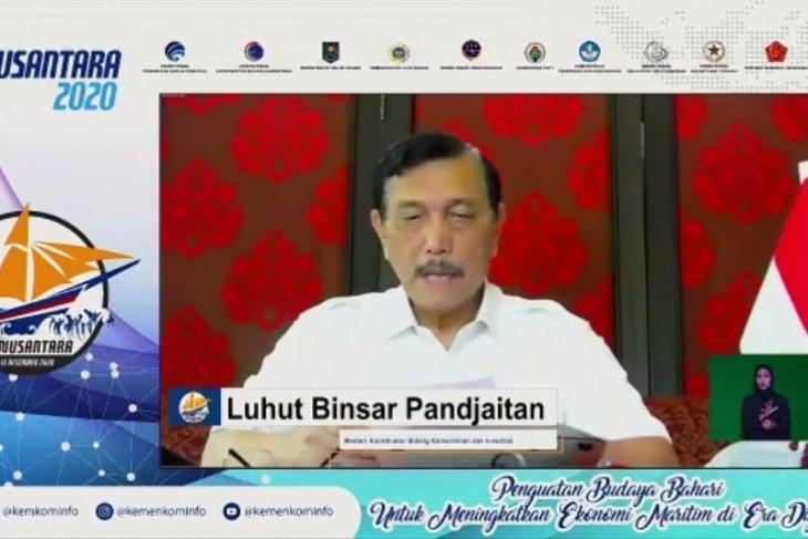 Hari Nusantara 2020 jadi momentum perkenalkan potensi bahari Indonesia