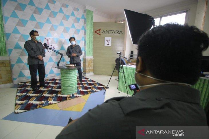 LKBN ANTARA Biro Jatim luncurkan podcast